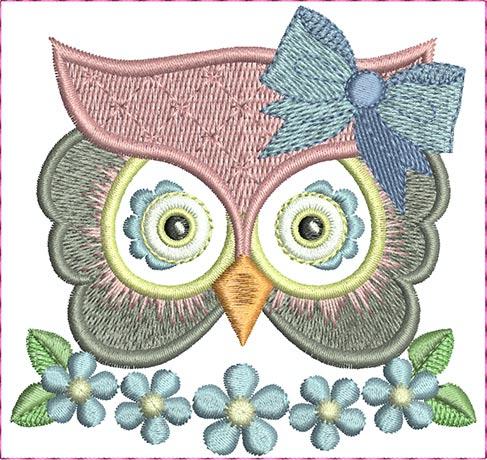 SoftToys_Owl